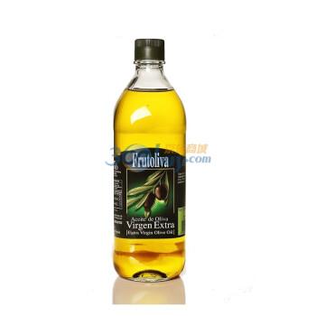 Frutoliva福牌 西班牙特级初榨橄榄油1L