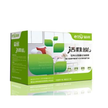 益居 强效除甲醛活性炭(2kg、40包)