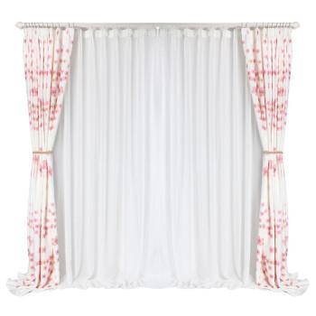 窗帘纱帘品窗帘金芙蓉品窗帘
