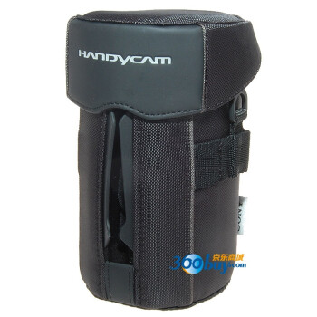 索尼(SONY)LCS-CXA原装摄影像机包(黑色)适合HDR-CX12E 、HDR-CX7E