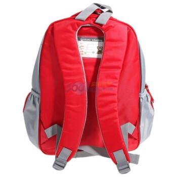 亨得利儿童双肩书包6533红色