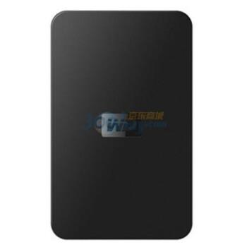西部数据(WD)Elements Portable SE系列2.5英寸移动硬盘500GB (黑色)