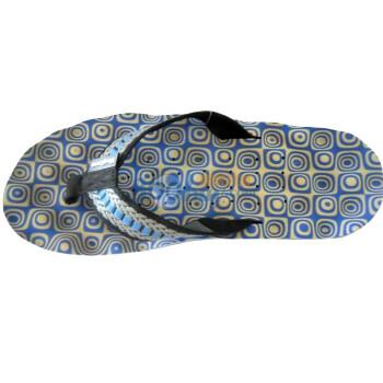 KingCamp男款户外沙滩拖鞋KF5219蓝色43码