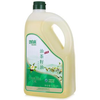 凯味油茶籽油1.5L