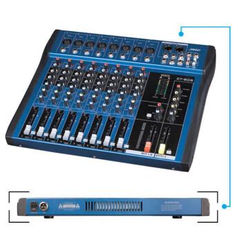 M 调音台专业前置放大器调音台8路专业舞台音响调音台 CT 80S图片