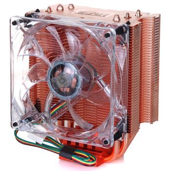 超频三(PCCOOLER)红海-至尊版 智能温控 全平台CPU散热器