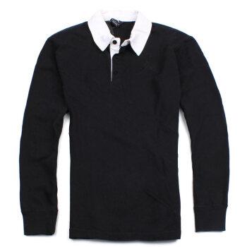 耐克NIKE男装长袖T恤运动服437342 011 黑色 S