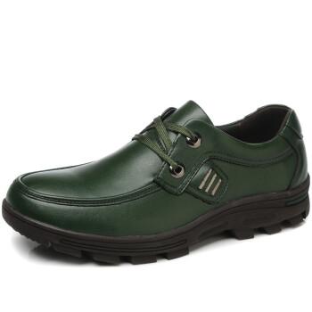 新款户外时尚大头皮鞋