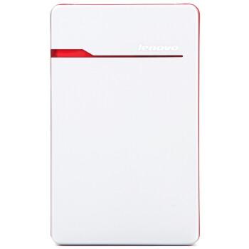 联想(Lenovo) 超薄型三代 F310S 移动硬盘 银色 USB3.0 1TB (16006212)