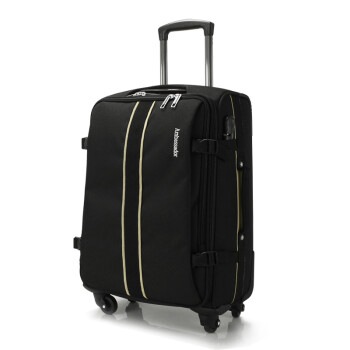箱20寸登机箱尼龙万向轮行李箱