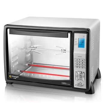 长帝(changdi)CRDF25 立方体内胆 电脑智能烘焙电烤箱