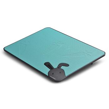 九州风神(DEEPCOOL) N2 笔记本电脑散热器 适用于17英寸及以下笔记本电脑散热