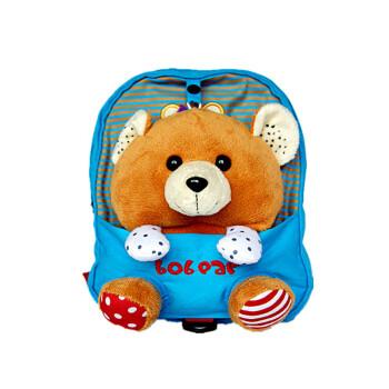 儿童书包韩版 卡通小熊幼儿园书包