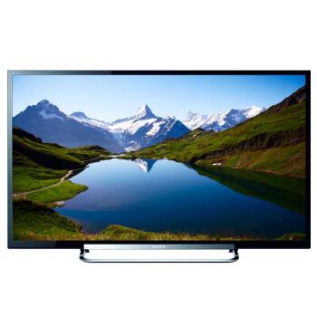 入门产品线,SONY KDL-47R500A 47英寸 全高清3D LED液晶电视¥4299
