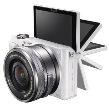SONY 索尼 NEX-3NL 微单单镜套机(电动镜头 E PZ 16-50mm F3.5-5.6 OSS)  2799元(赠双肩包+内存卡)