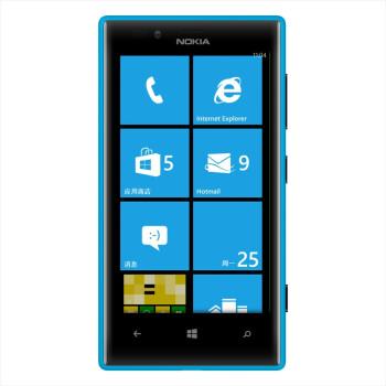 NOKIA 诺基亚 Lumia 720 智能手机(联通定制)