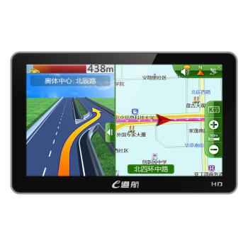 e道航 E22汽车GPS导航仪 标配