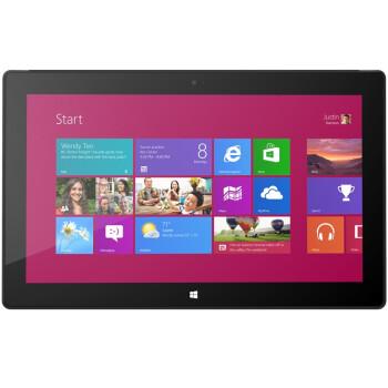 再降价 微软 Microsoft 中文版 Surface Pro 64G(酷睿i5 4G内存 高清触屏 win8 触控笔 )易迅广东 4288元的图片