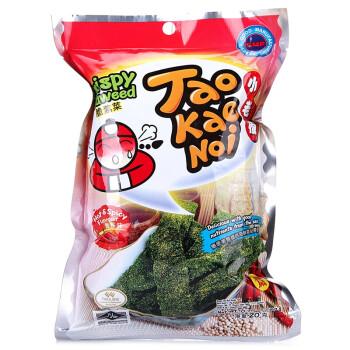 泰国小老板脆紫菜(辣香味)20g