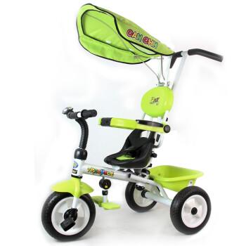 儿童三轮车品牌排行榜