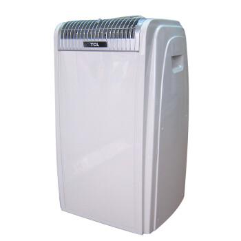 TCL KY-32/MY 1.5匹 钛金家用/机房单冷定速移动空调(米白色)