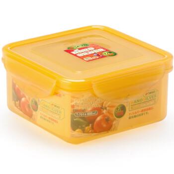 泰福高TAFUCO 纳米银抗菌600ml保鲜盒密封储物盒¥9.9