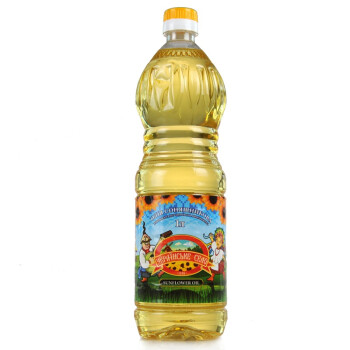 乌克兰乡村葵花籽油 1L*2瓶