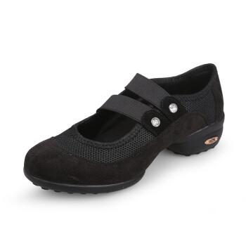 鞋女鞋广场跳舞鞋子