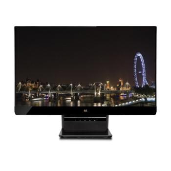 三接口带音箱1080P,ViewSonic优派 VX2770smh-LED 27英寸无边框IPS液晶显示器¥1559-60