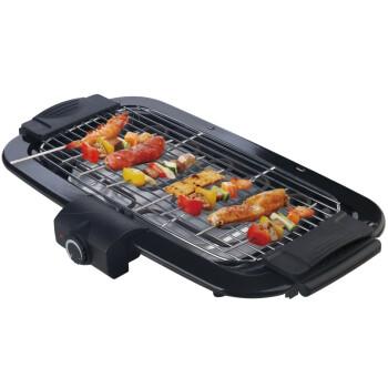 亨博(hengbo)SC-120R 电热烧烤炉 家用无烟烧烤炉烧烤机 烤肉串烤网 烧烤架