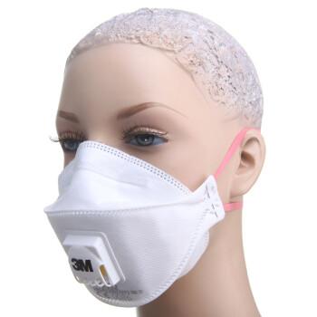 3M 9332 FFP3 颗粒物防护口罩 雾霾口罩(10只/盒)