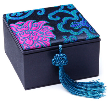 凤凰涅磐 传统古典礼物包装盒 礼品首饰盒 创意饰品包装盒 zs07 黑底图片