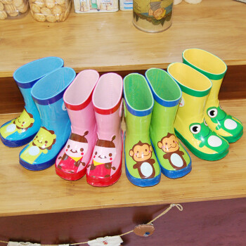 i儿童雨鞋/可爱