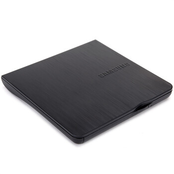 三星(SAMSUNG) SE-218CB 8速 超级外置DVD刻录机(黑色)