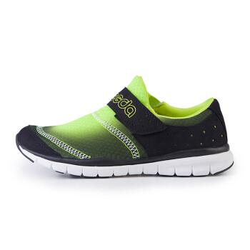 女款运动跑鞋 运动鞋 荧光绿62206163