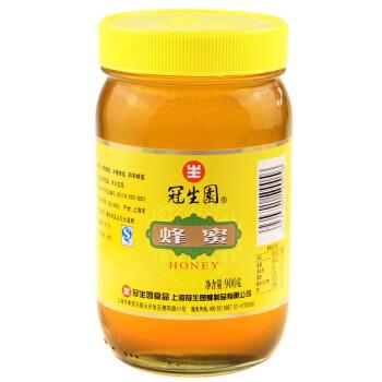 冠生园 纯蜂蜜900g