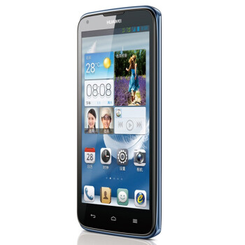 电信用户好选择:华为 A199 电信3G智能手机 (CDMA+GSM双待双通、四核1.5、2GB、5寸IPS、1280*720)