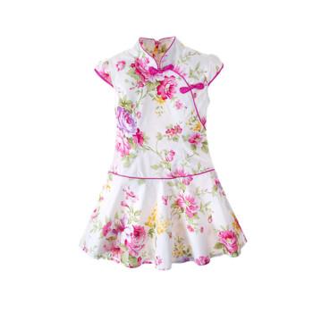 儿童裙子唐装
