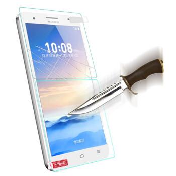 MOFI 适用于 华为荣耀3X手机钢化玻璃贴膜 华