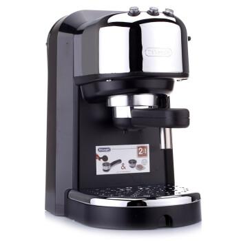 De'Longhi意大利德龙 泵压式咖啡机 EC270 ¥1488