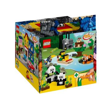 600块砖!LEGO乐高 创意拼砌系列 L10681¥199-60