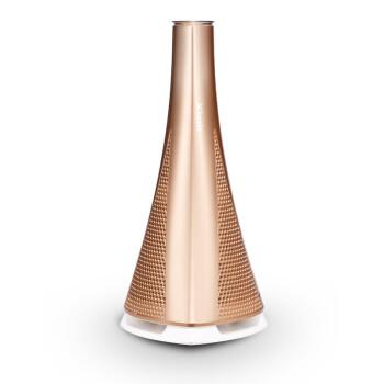 小田(Xiotin) 3317CH 香槟金 灵动空气净化器 迷你便携 通用USB接口