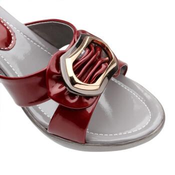 教你自制可爱拖鞋