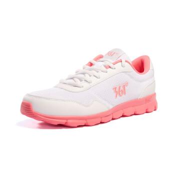 361度2013新款春季女网面运动鞋透气跑步鞋581312263