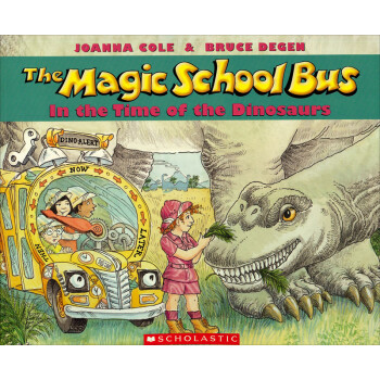 《The Magic School Bus: In the Time of the Dinosaur