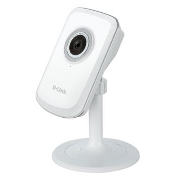 友讯(D-Link)DCS-931L家用超清摄像机 手机查看 工程师远程协助设定 安防监控无线网络摄像头