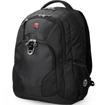 瑞士军刀威戈 Wenger 男性商务旅行涤纶15寸电脑背包