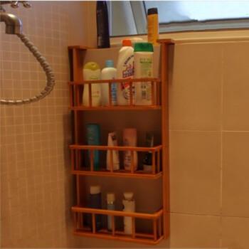 品生美 竹制冰箱挂架厨房储物收纳架子墙面搁架价格 ...