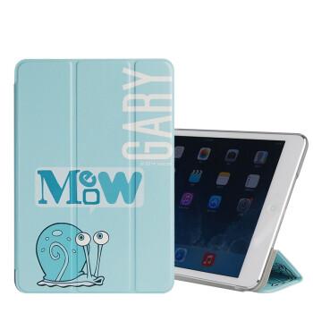 安哲(ANZO) 苹果 iPad mini1/mini2/mini3 超薄卡乐系列 平板皮套 保护套/壳 小蜗