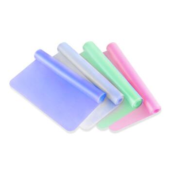 宜客莱(ECOLA)KB-EL001BL 幻彩抗菌笔记本通用键盘保护膜(天蓝)(7-14英寸笔记本适合)